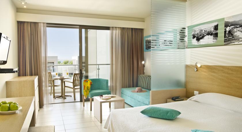 ALEA HOTEL & SUITES (Ормос-Прину)