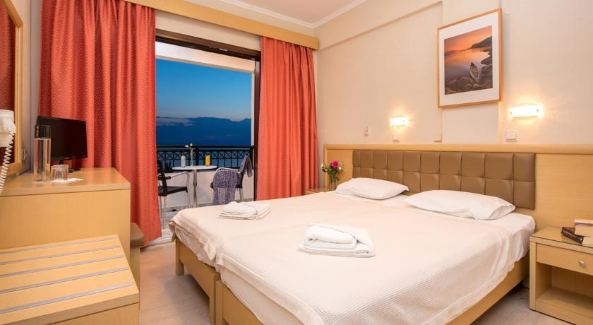 NATASSA VILLA HOTEL 2* (Skala Rachoniou)