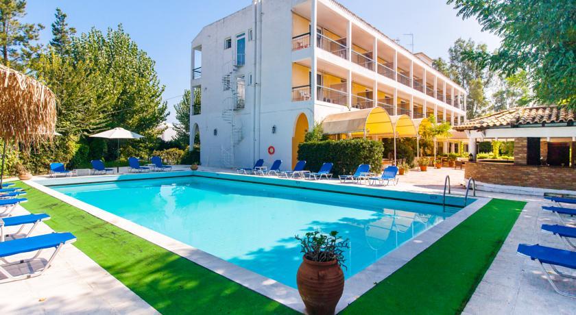 Отель Feakion Gouvia 2* (Гоувия)