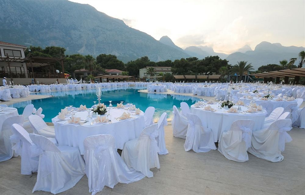 CRYSTAL FLORA BEACH RESORT 5* KEMER