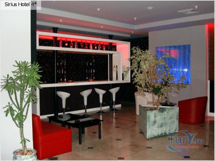 SIRIUS HOTEL 4* KEMER