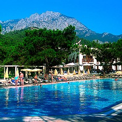 MAJESTY CLUB LA MER ART 5* KEMER