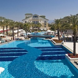 ALVA DONNA EXCLUSIVE HOTEL & SPA 5* BELEK