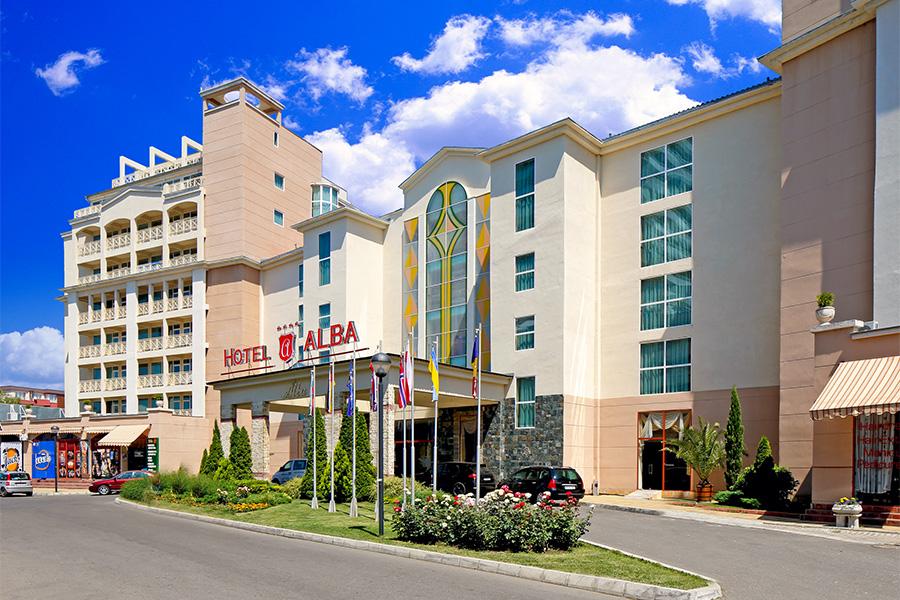 ALBA HOTEL 4* СОЛНЕЧНЫЙ БЕРЕГ