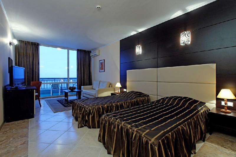 HOTELUL KALIAKRA PALACE 4* GOLDEN SANDS
