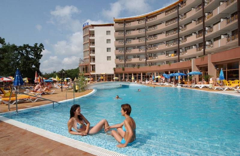 HOTELUL BERLIN GREEN PARK 4* GOLDEN SANDS