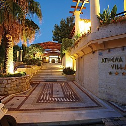 ОТЕЛЬ ATHENA PALACE VILLAGE 5* Элия
