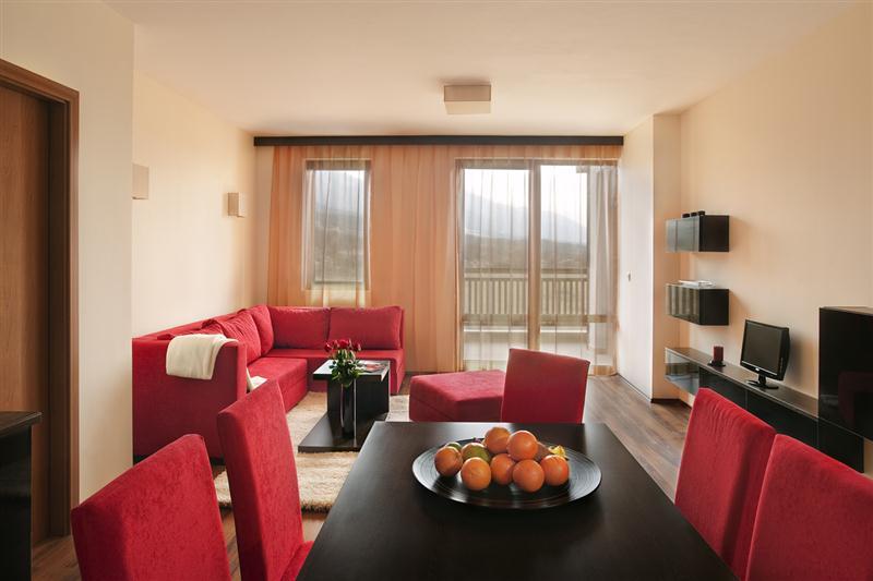 Hotel Sf. George Schi & Spa 4*