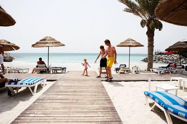 Dubai Marine Beach Resort 5* (Jumeirah)