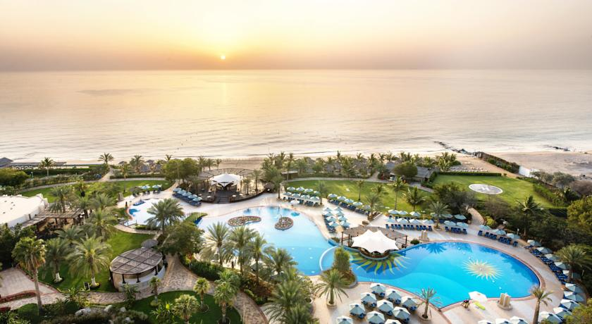 Le Meridien Al Aqah Beach Resort- Fujair 5* (FUJAIRAH)/ ALL