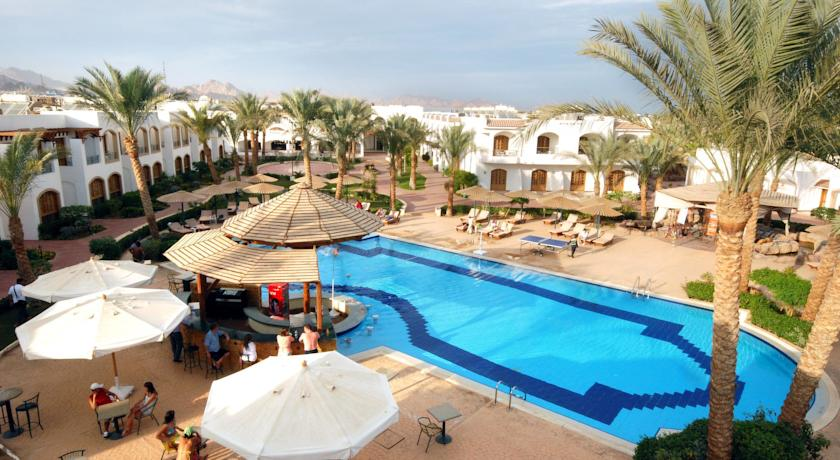 Отель sunrise grand select arabian beach resort шарм-эш-шейх