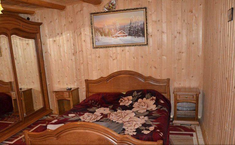 Hotel Dovbushanka Bukovel